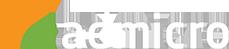 logo admicro white