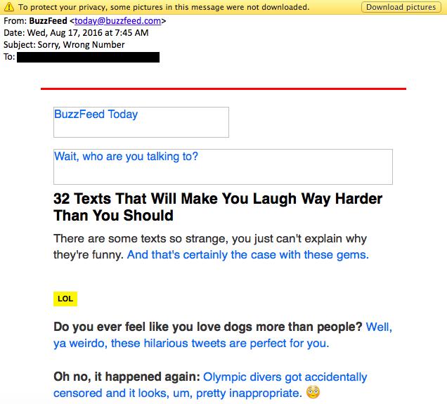 mẫu email marketing 02