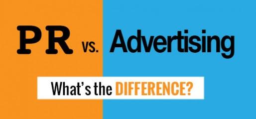 PR có phải quảng cáo không