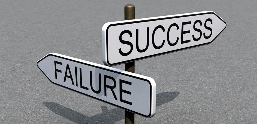 thành công hay thất bại