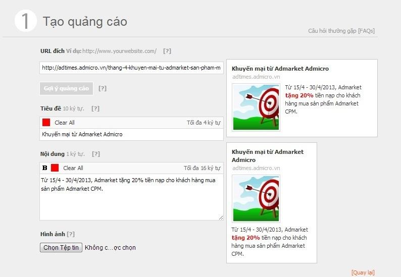 Công ty quảng cáo trực tuyến Admicro