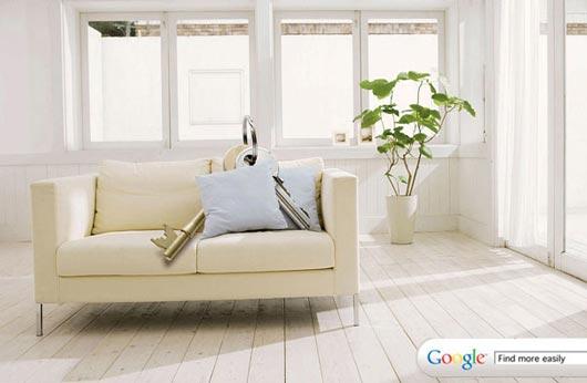 Hình ảnh quảng cáo Google