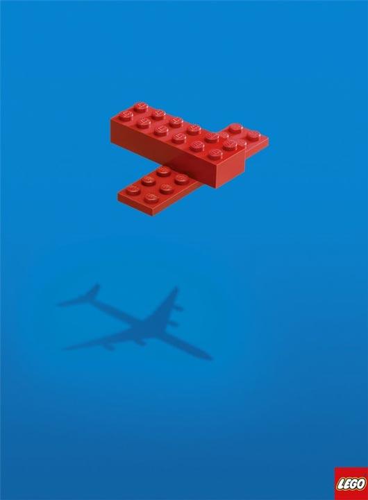 Hình ảnh quảng cáo Lego