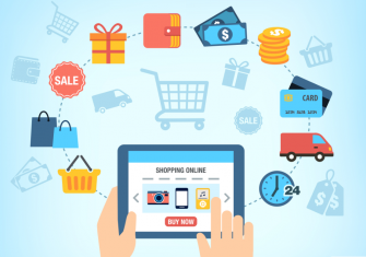 digital marketing và thương mại điện tử là gì