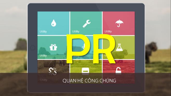 Vai trò của PR là gì trong doanh nghiệp