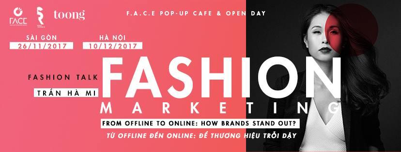 Toong Co-working space - Nhà tài trợ cho workshop Fashion Marketing do FACE tổ chức