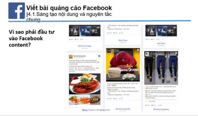 tải tài liệu hướng dẫn cách viết bài quảng cáo facebook
