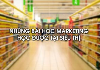 bài học marketing tại siêu thị