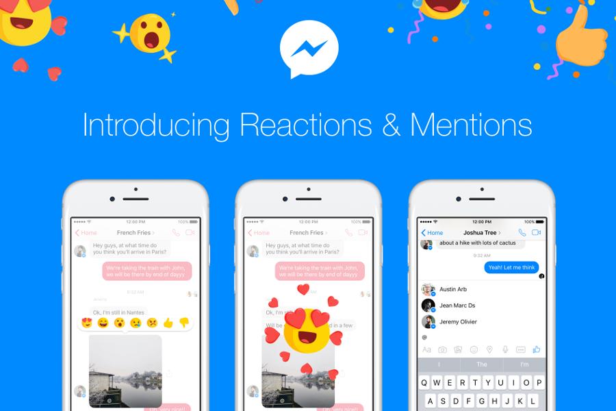 Bạn đã biết 2 tính năng mới này trên Messenger của Facebook hay chưa?