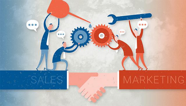 sự khác nhau giữa sale và marketing
