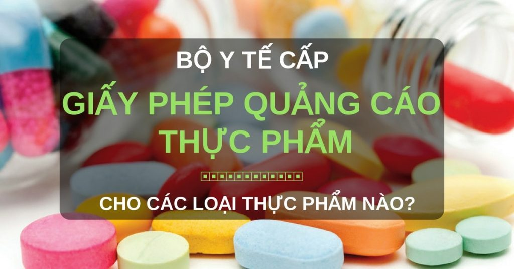 Những quy định trong quảng cáo ngành Y Tế – Dược phẩm.