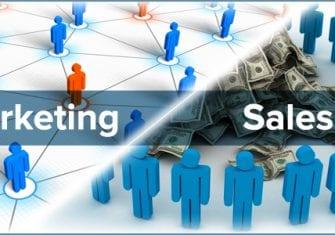 marketing và sales
