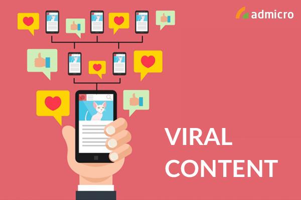 cách tạo viral content