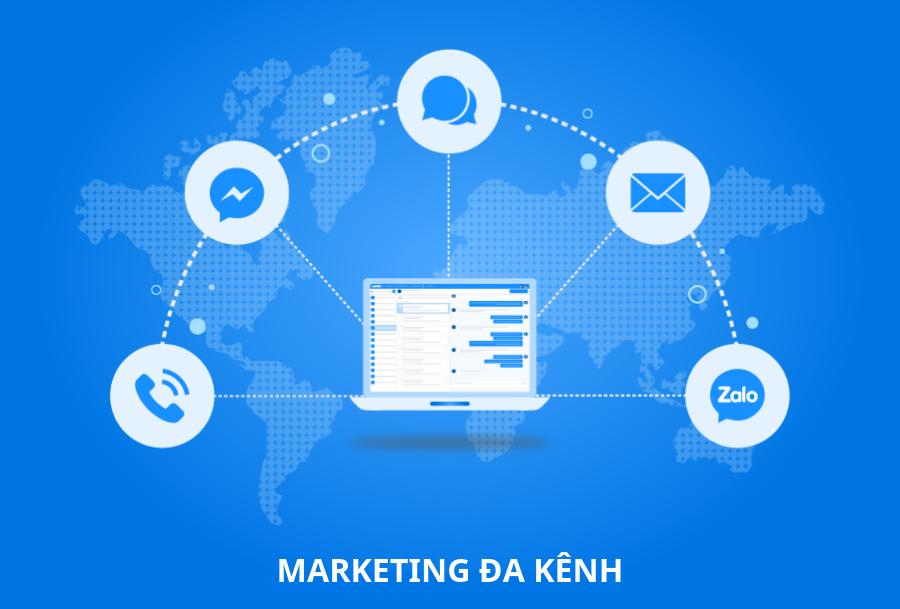 Chiến lược marketing đa kênh trong thời đại quá tải thông tin