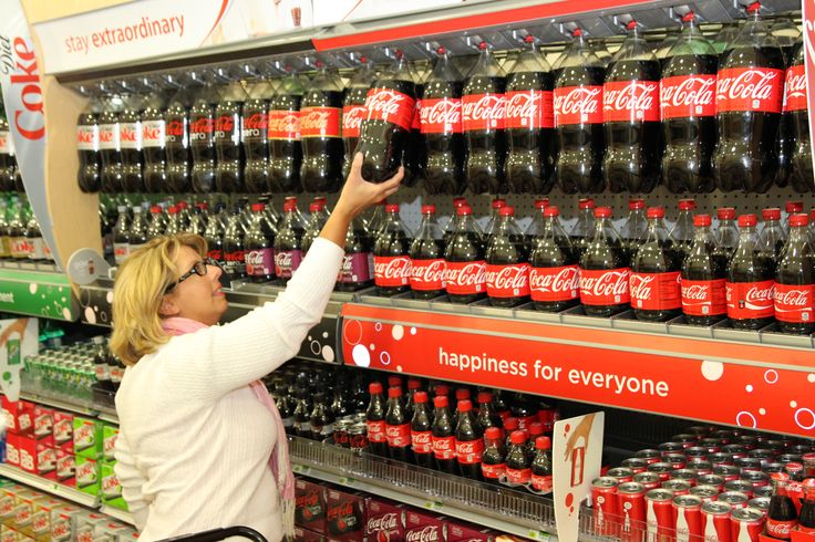 Place - Chiến lược phân phối của Coca Cola
