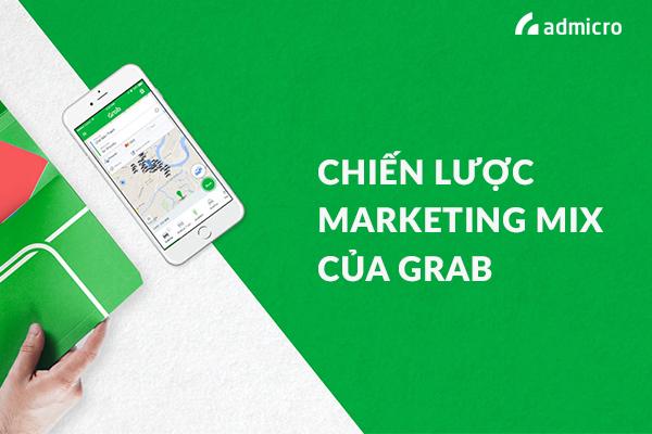 chiến lược marketing của grab