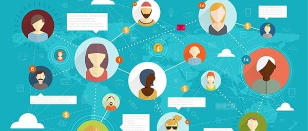 influencer trên mạng xã hội