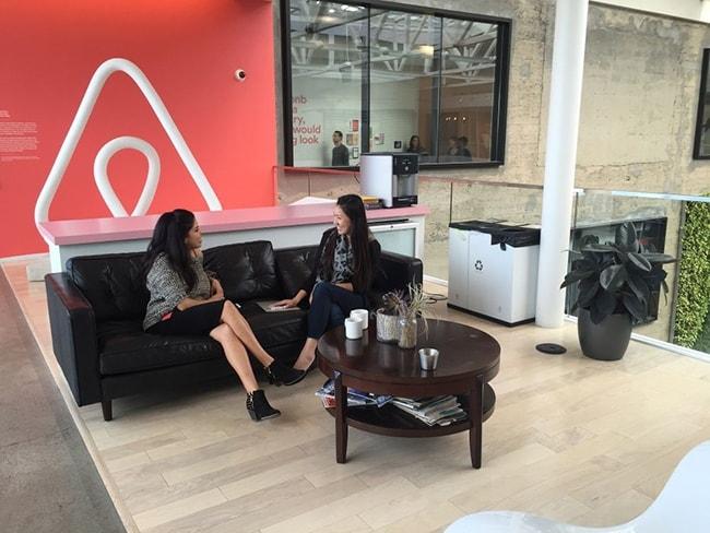thương hiệu airbnb