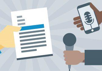 Làm sao để có một thông cáo báo chí hoàn hảo?