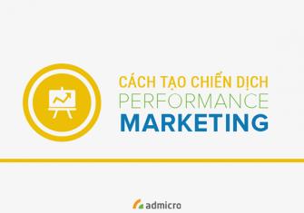 Performance marketing là gì? Cách lên chiến dịch Performance marketing