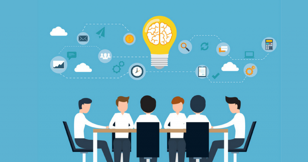cấu trúc bộ phận marketing