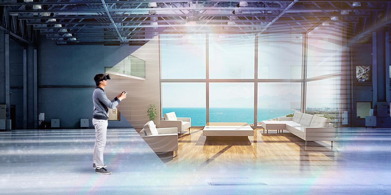 Marketing 4.0, doanh nghiệp ứng dụng công nghệ Vitual Reality trong lĩnh vực Bất động sản