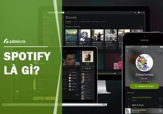 spotify là gì