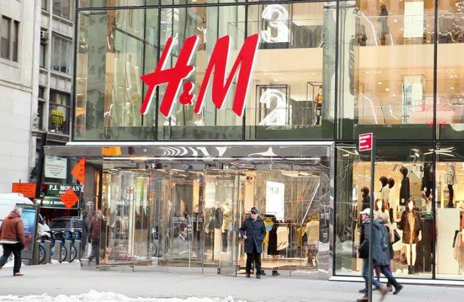 thương hiệu H&M