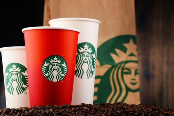 cà phê starbucks