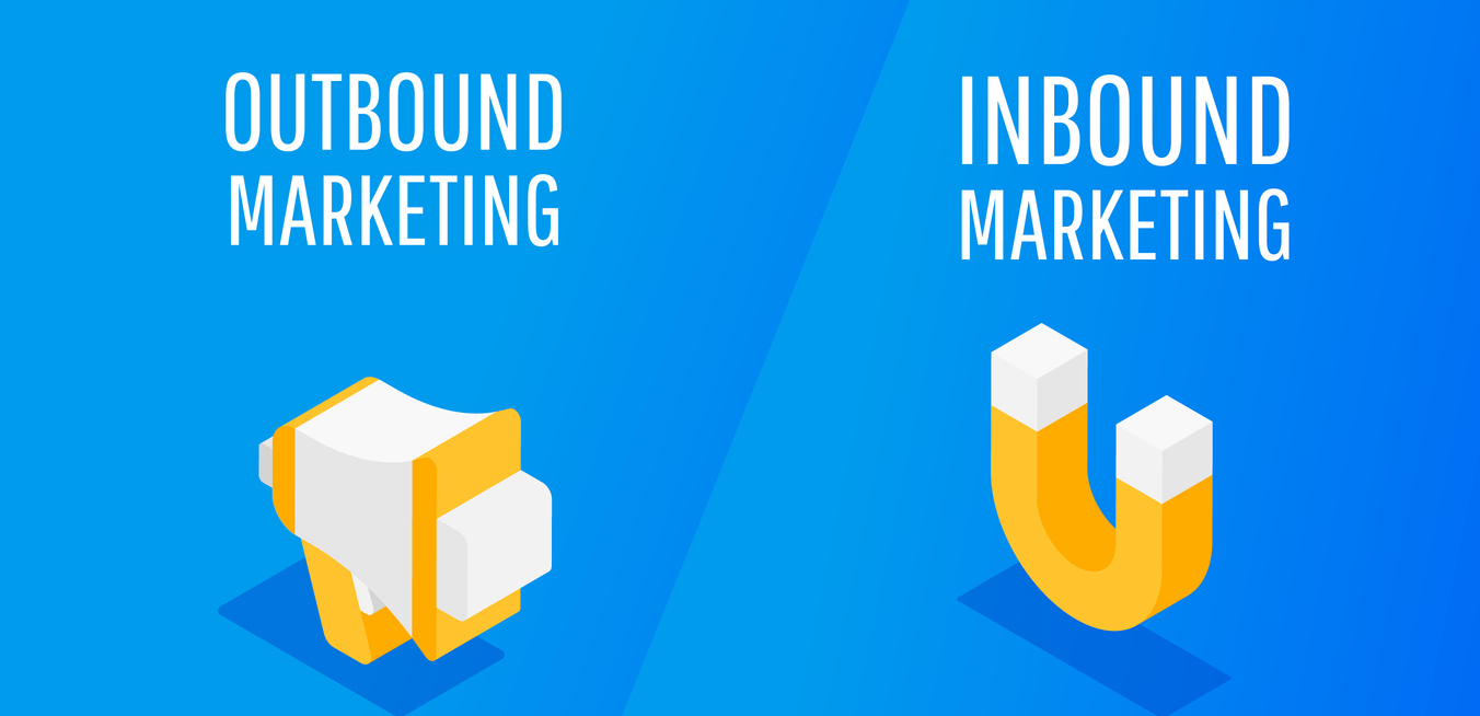 Outbound marketing là gì? Tai sao marketers hiện đại