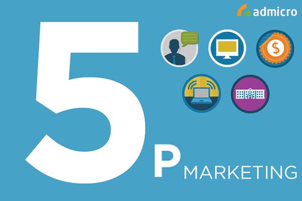 Chiến lược Marketing 5P