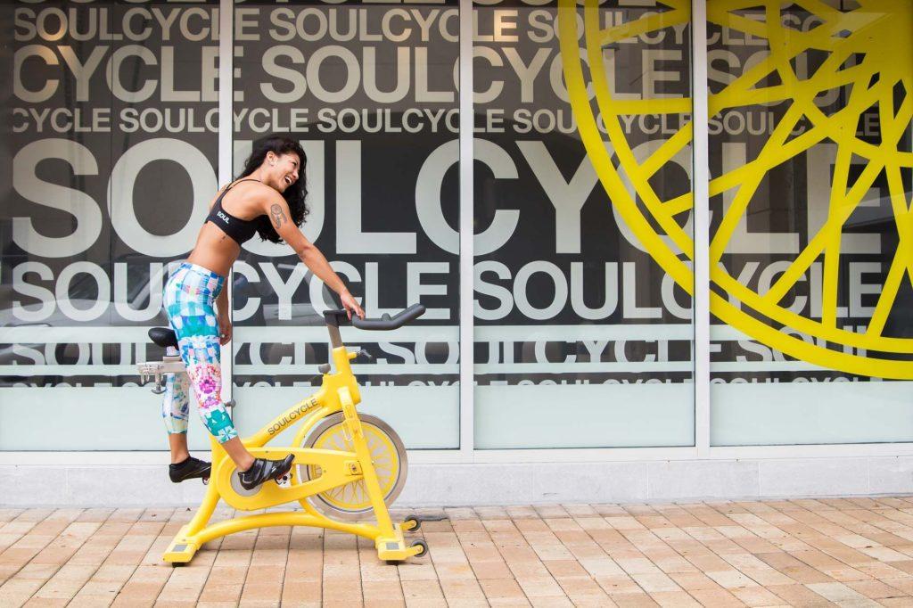Soul Cycle ứng dụng marketing 5P vào hoạt động kinh doanh.