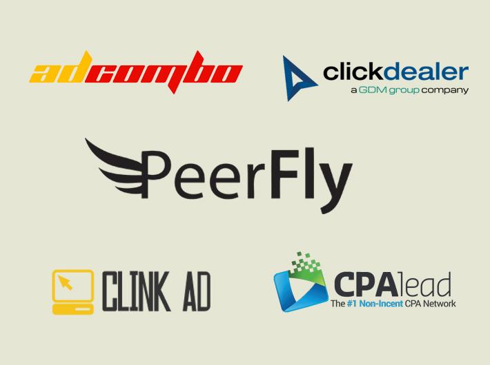 Một số CPA Networks phổ biến trên thế giới