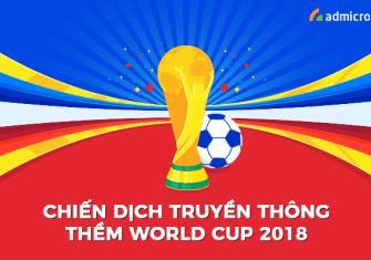 Chiến dịch truyền thông World cup 2018