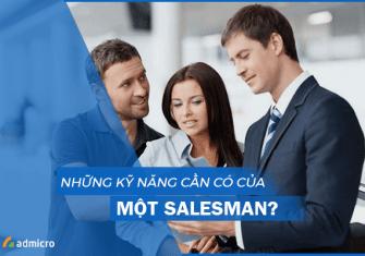 sales là gì