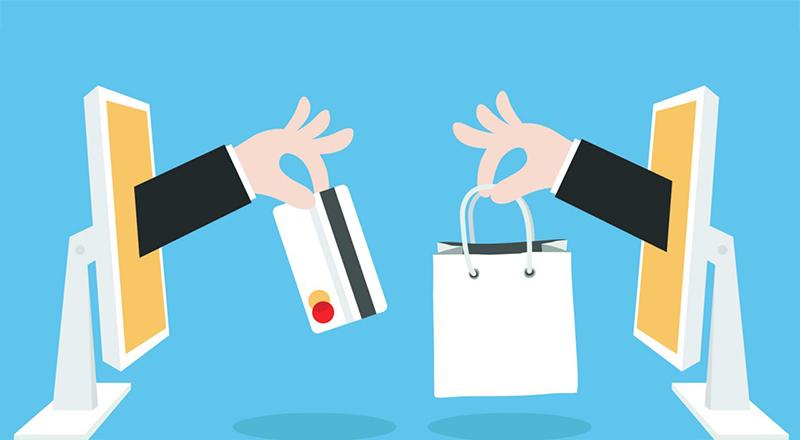 sàn thương mại điện tử 1 trong các kênh bán hàng online được nhiều người áp dụng