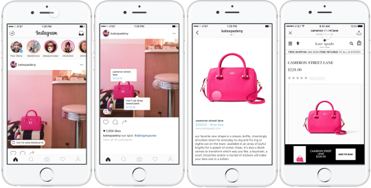 instagram shopping tag tính năng mới