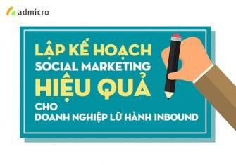 Lập Kế Hoạch Social Media Marketing Cho Doanh Nghiệp Lữ Hành Inbound