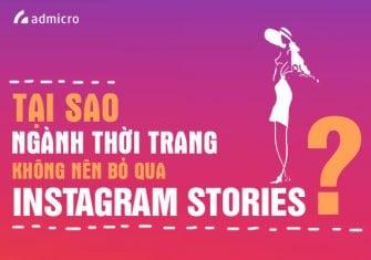 instagram trong marketing thời trang
