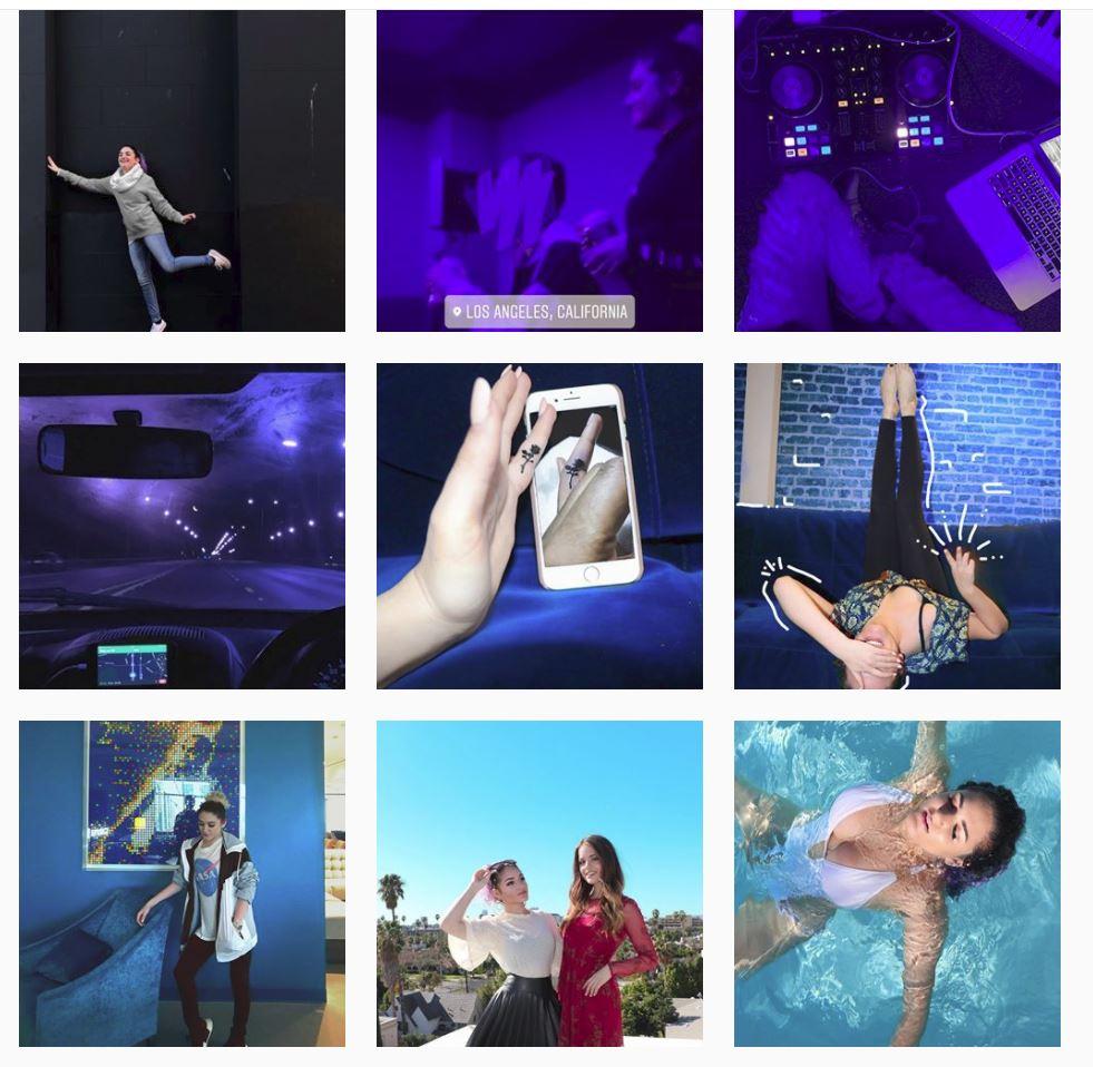 ý tưởng Instagram