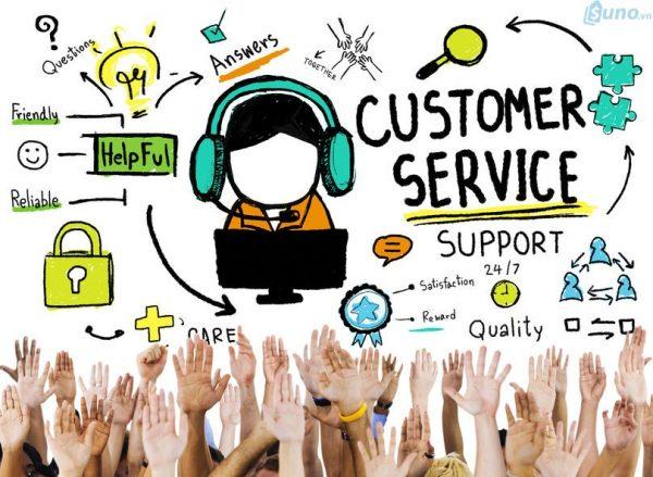 tập trung chất lượng dịch vụ khách hàng - nắm bắt tâm lý khách hàng