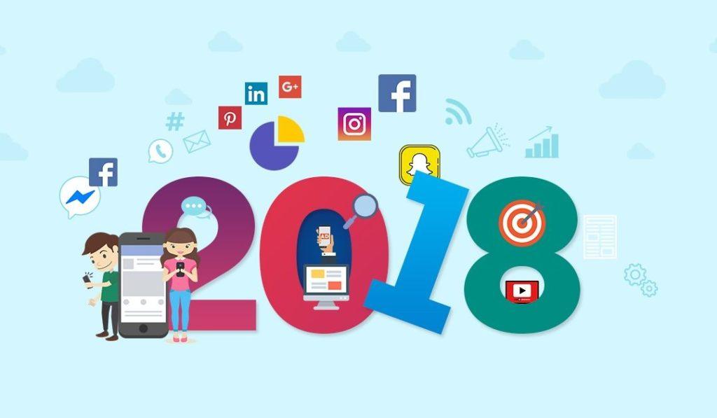 xu hướng Social Media cho hè 2018