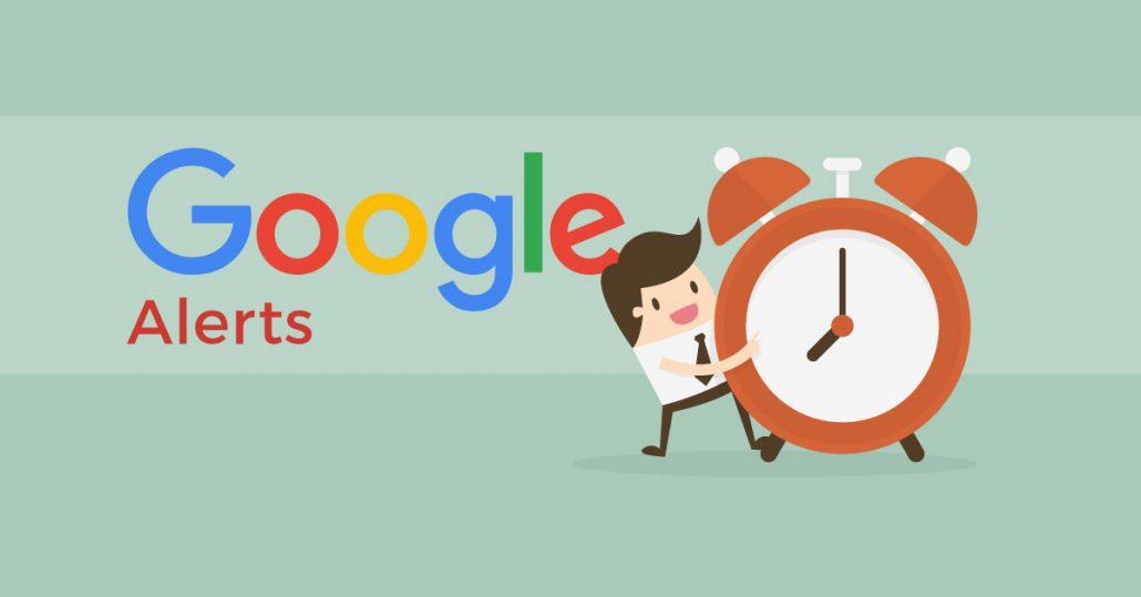 Google alerts công cụ phân tích đối thủ cạnh tranh được đánh giá cao
