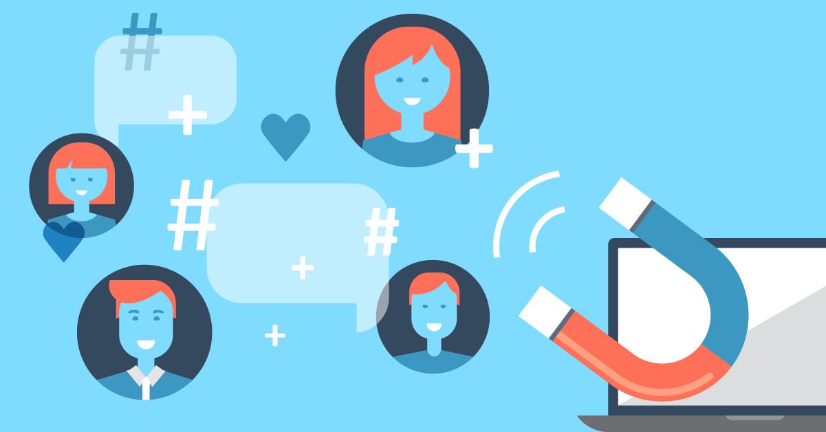 tìm kiếm khách hàng tiềm năng qua phương tiện truyền thông xã hội