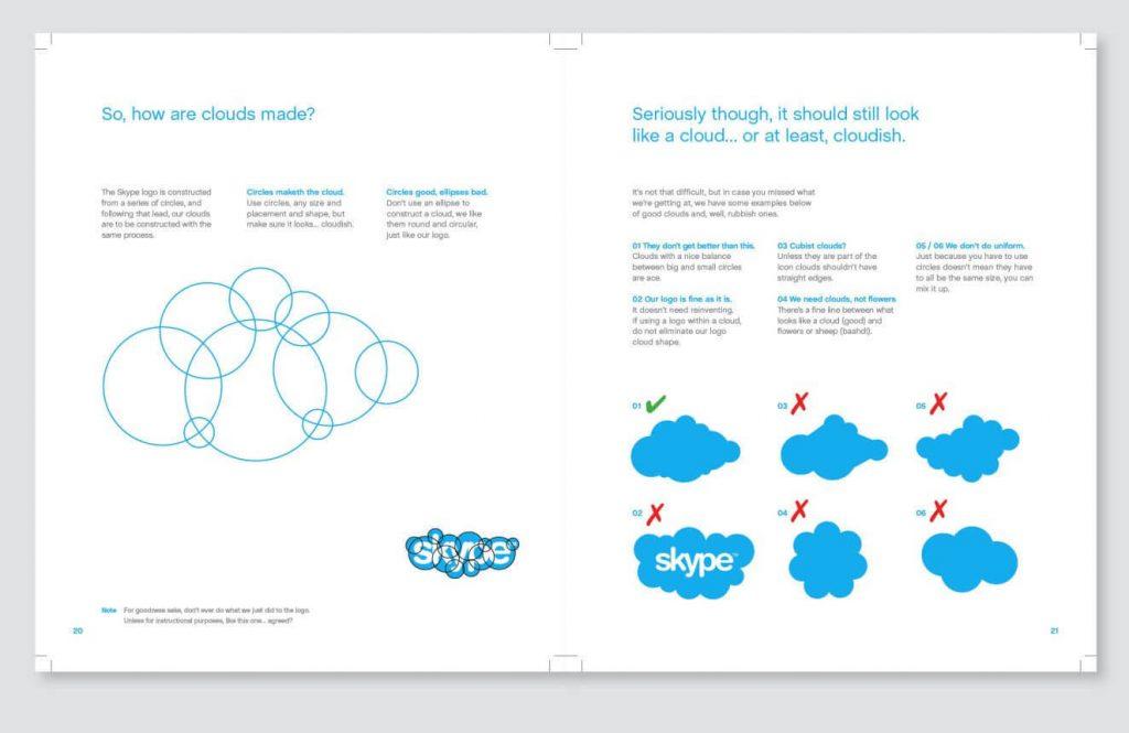 Brand Guideline - Skype 02