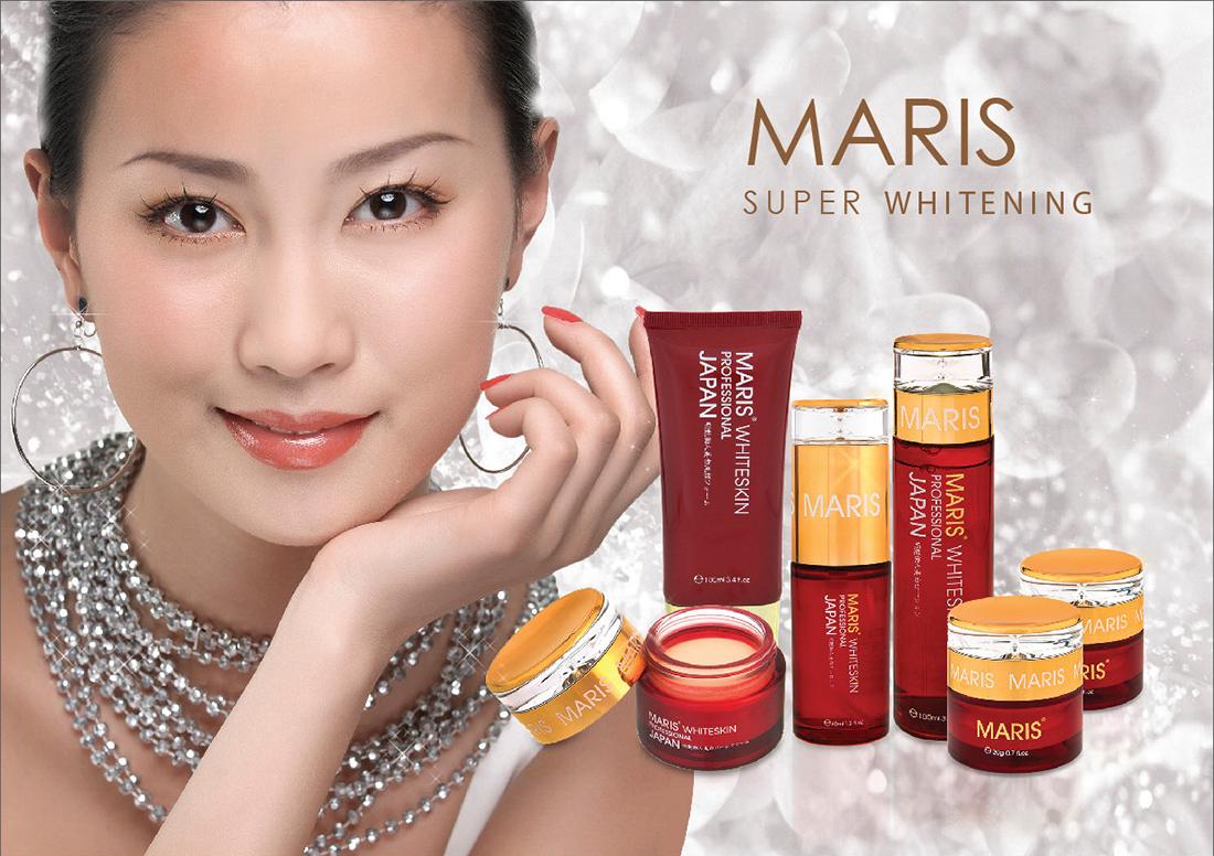 Banner mỹ phẩm quảng cáo thu hút phái đẹp