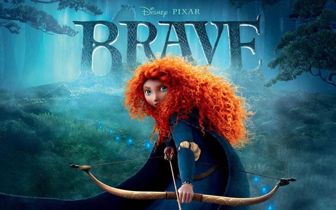 Công chúa tóc xù - Pixar