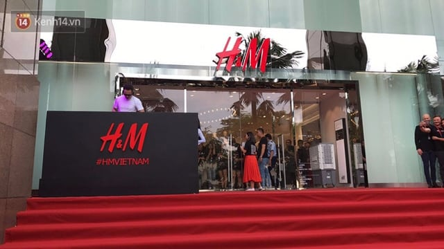 Chiến lược giá H&M 01