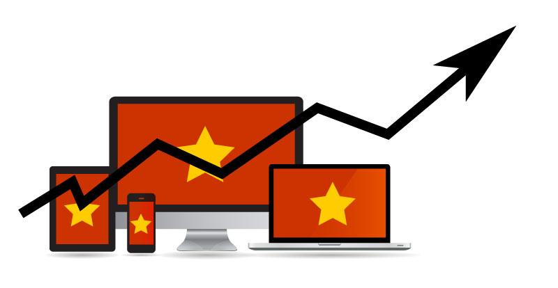 Mạng xã hội Việt Nam: Người dùng bắt đầu chia sẻ nhiều hơn