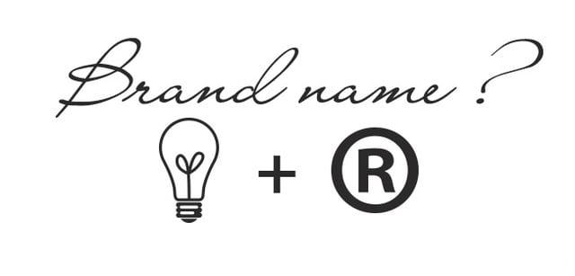 nghiên cứu và đảm bảo tính pháp lý khi đặt tên thương hiệu